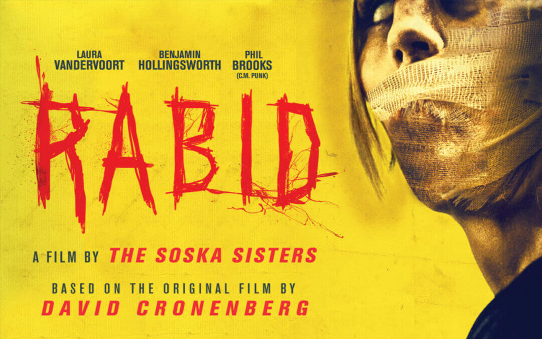 Rabid 2019 movie poster
